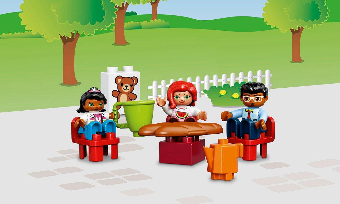klocki LEGO DUPLO dla najmłodszych 10835