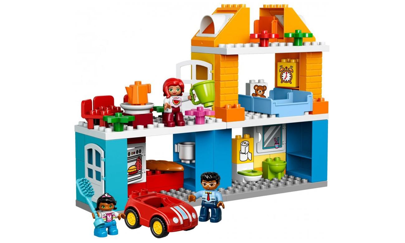 Zestaw Lego dom rodzinny