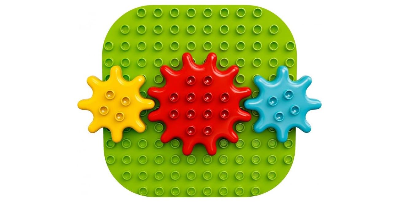 klocki LEGO karuzela