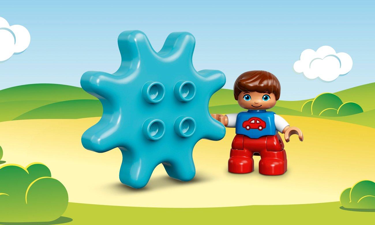 klocki LEGO DUPLO dla 1,5 rocznego dziecka