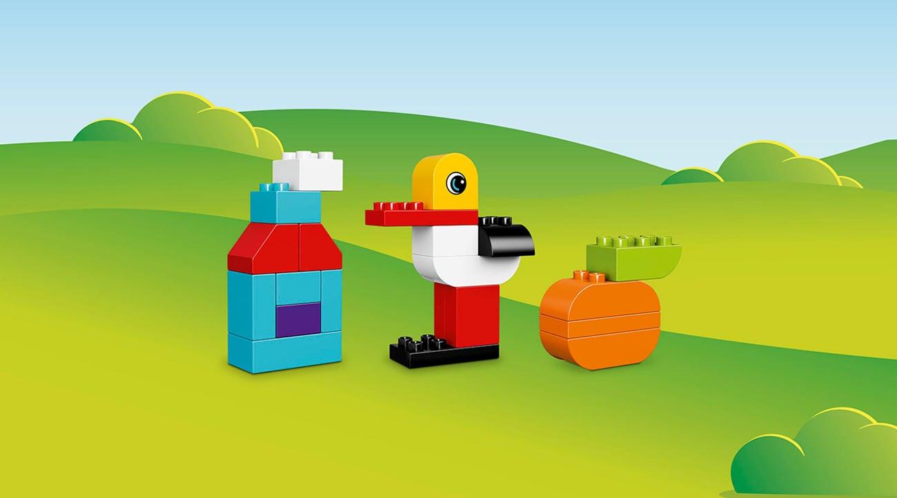 LEGO DUPLO Moje pierwsze klocki