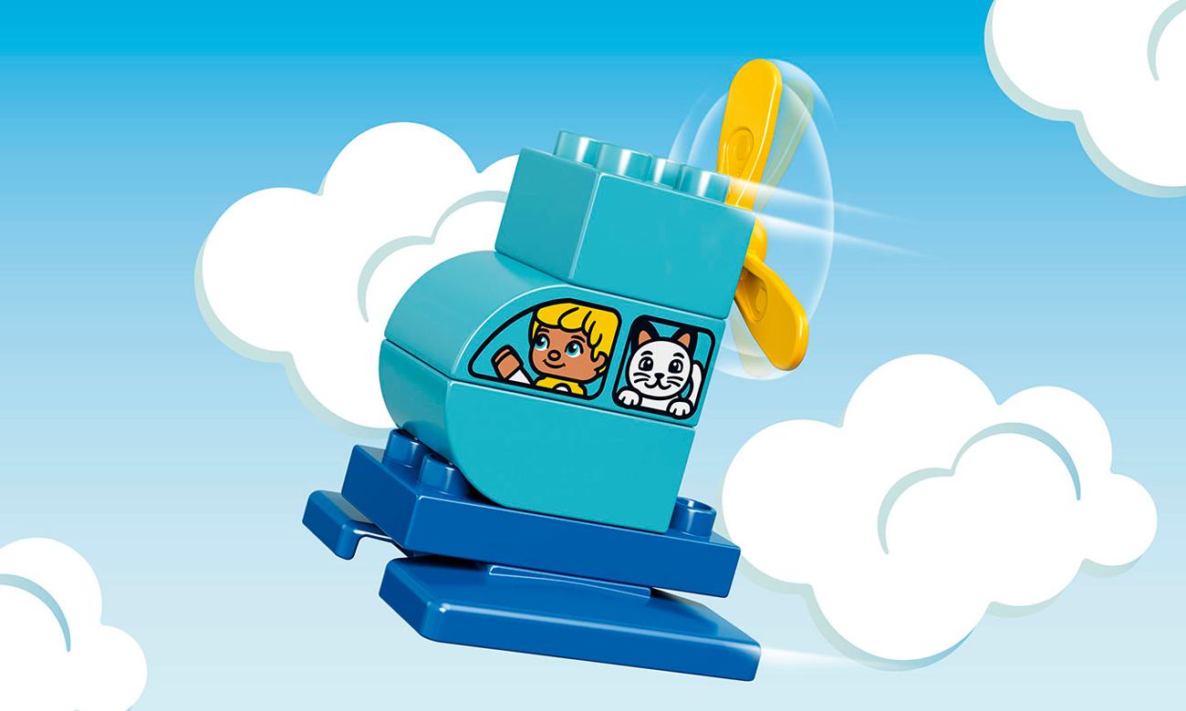 Lego Duplo Mój Pierwszy Samolot Klocki Lego Sklep Internetowy