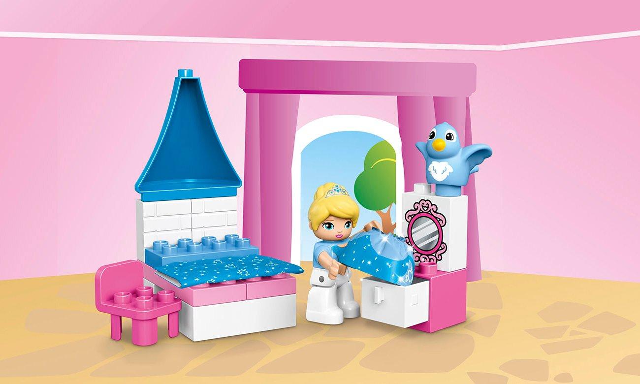 Lego Duplo Magiczny Zamek Kopciuszka Klocki Lego Sklep