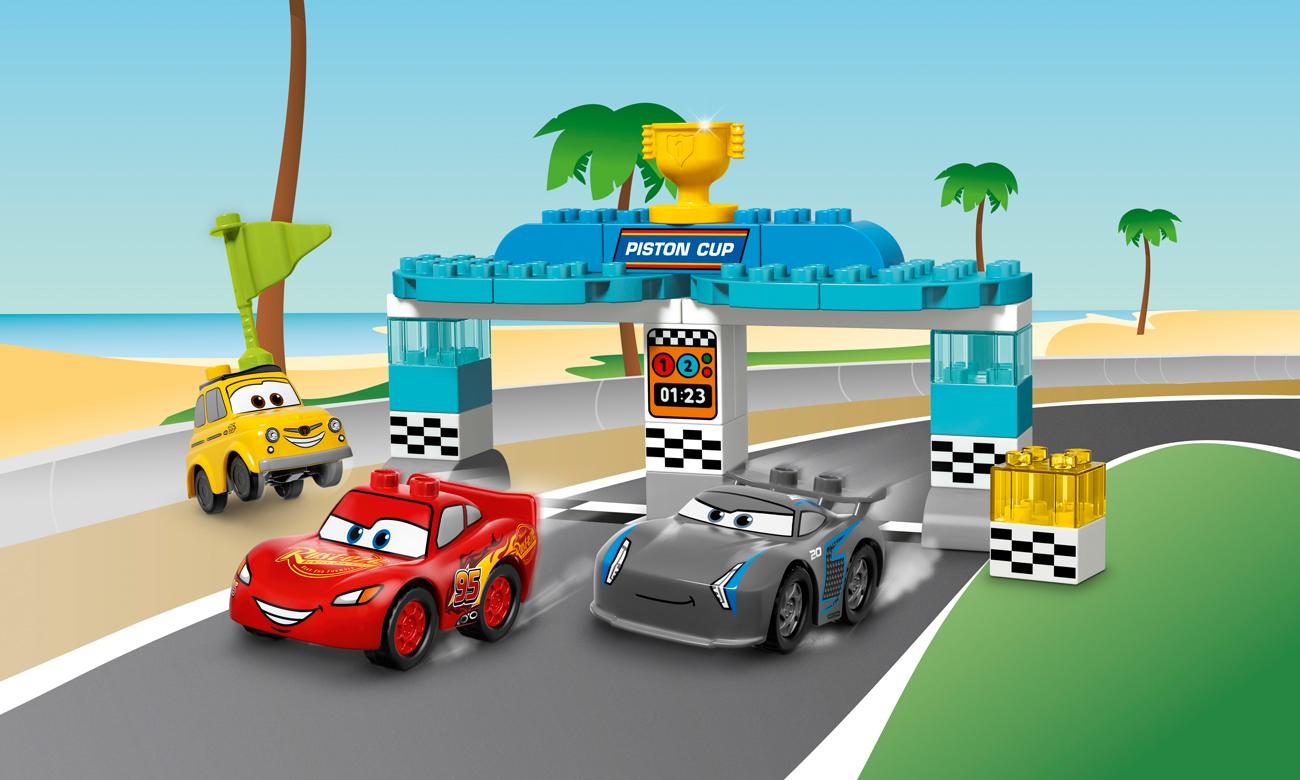 Lego DUPLO auta 3 10857