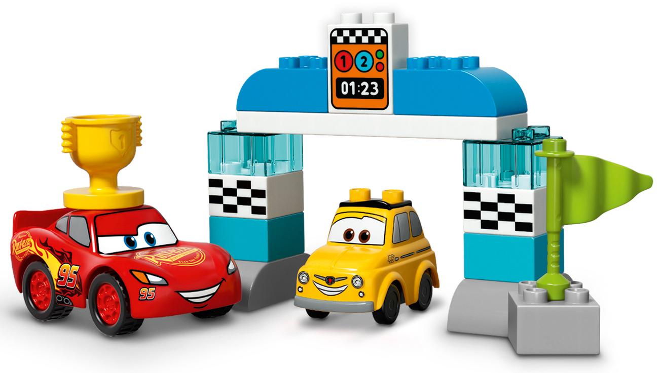 klocki lego dla maluchów auta 3