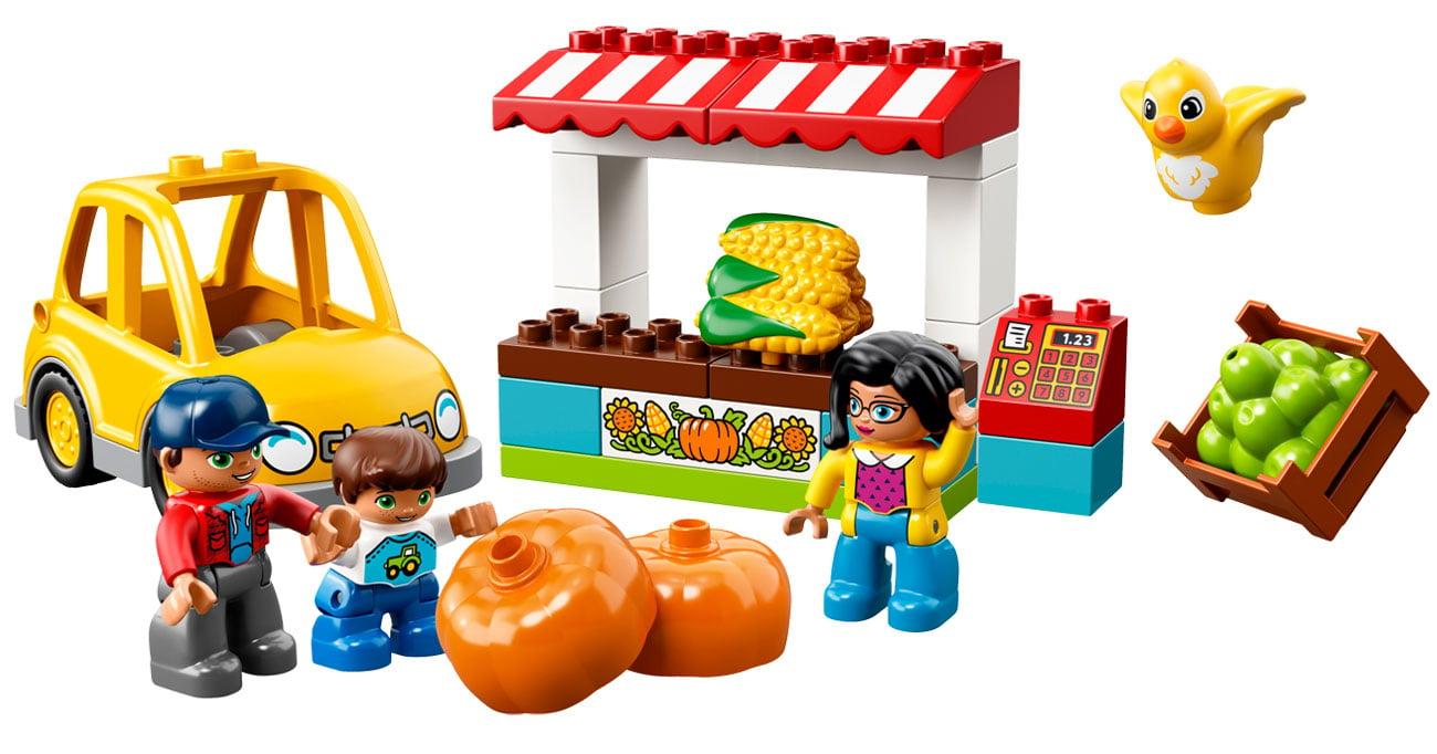 LEGO® DUPLO® targ dla maluchów