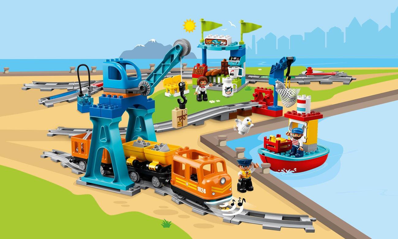 Lego Duplo Pociąg Towarowy Klocki Lego Sklep Internetowy Alto
