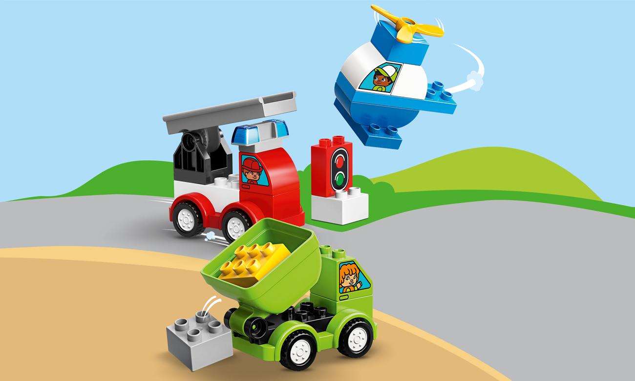 LEGO DUPLO Moja pierwsza układanka