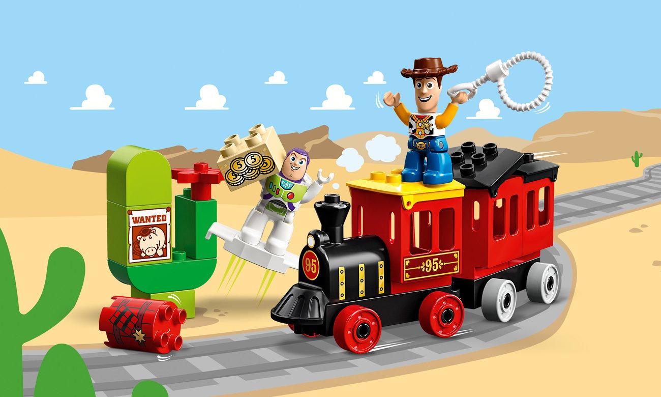 LEGO DUPLO Pociąg z Toy Story