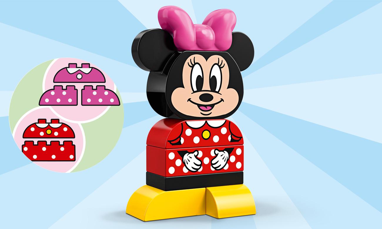 LEGO DUPLO Moja pierwsza Myszka Minnie