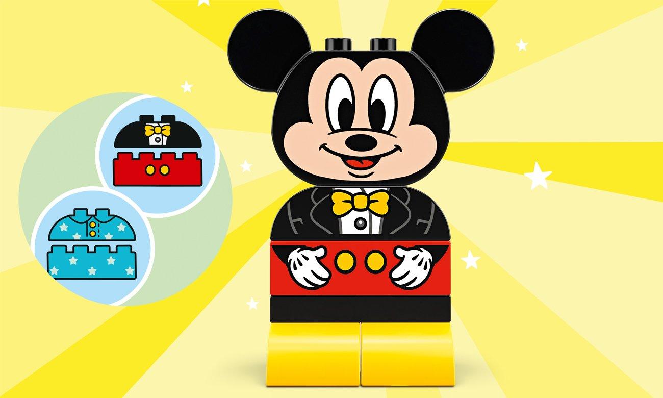 LEGO DUPLO Moja pierwsza Myszka Miki