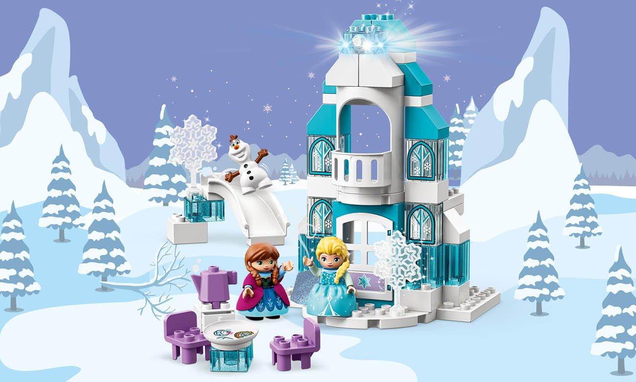 LEGO® DUPLO® Disney Princess Zamek z Krainy lodu 10899