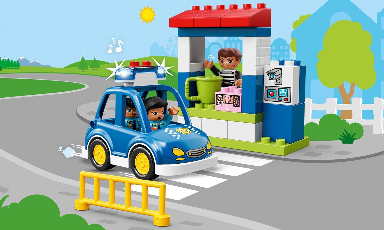 LEGO DUPLO Posterunek policji