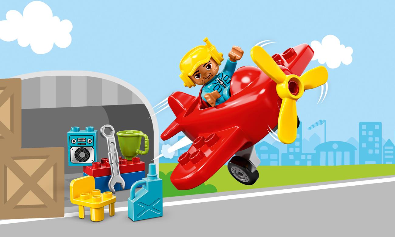 LEGO DUPLO Samolot