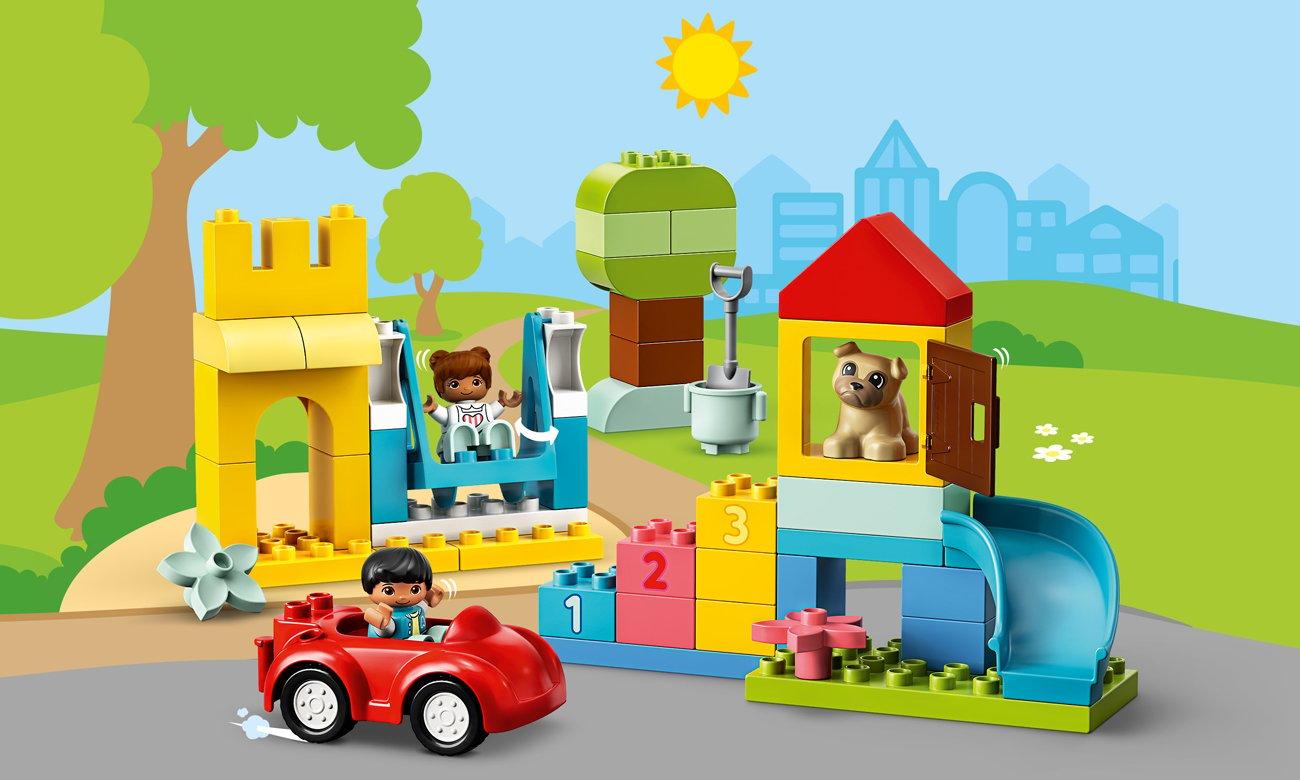 LEGO DUPLO Pudełko z klockami Deluxe
