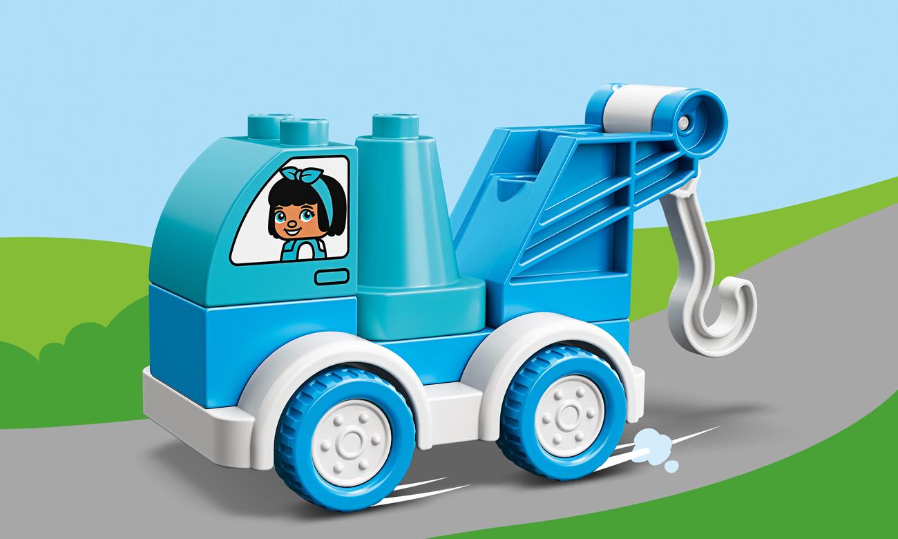LEGO DUPLO Pomoc drogowa