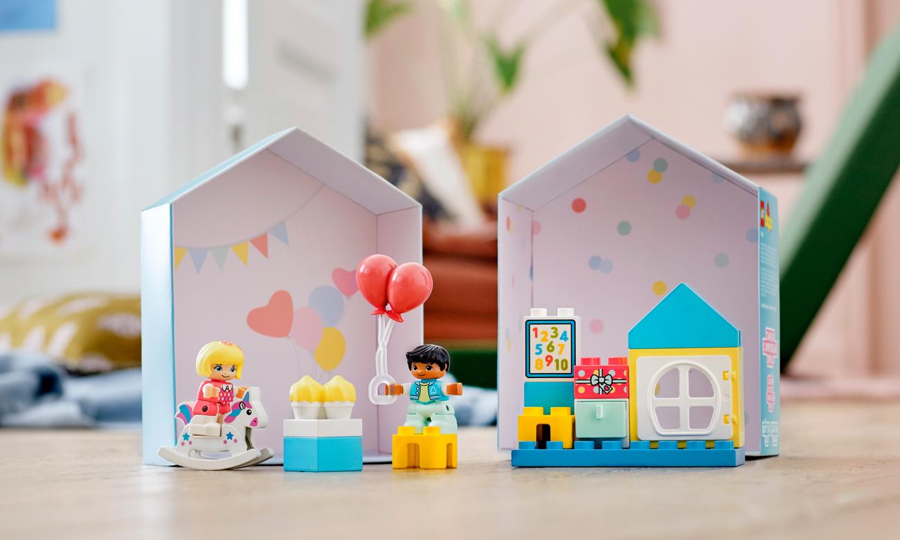 LEGO DUPLO Pokój zabaw