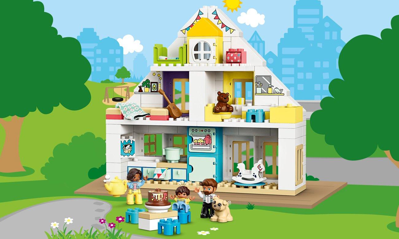 LEGO DUPLO Wielofunkcyjny domek