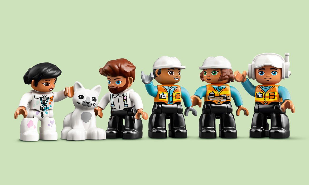 lego figurki