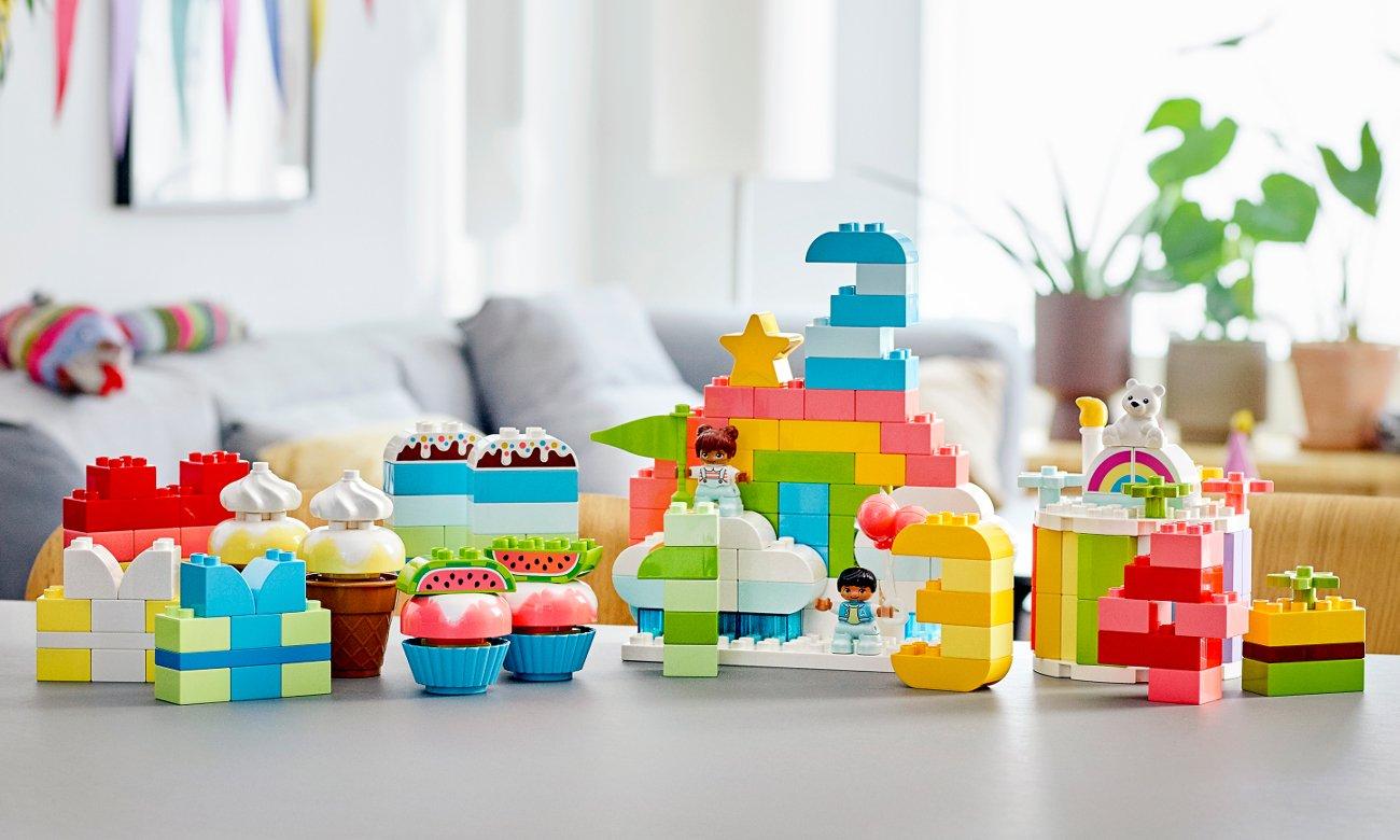 LEGO DUPLO Kreatywne przyjęcie urodzinowe