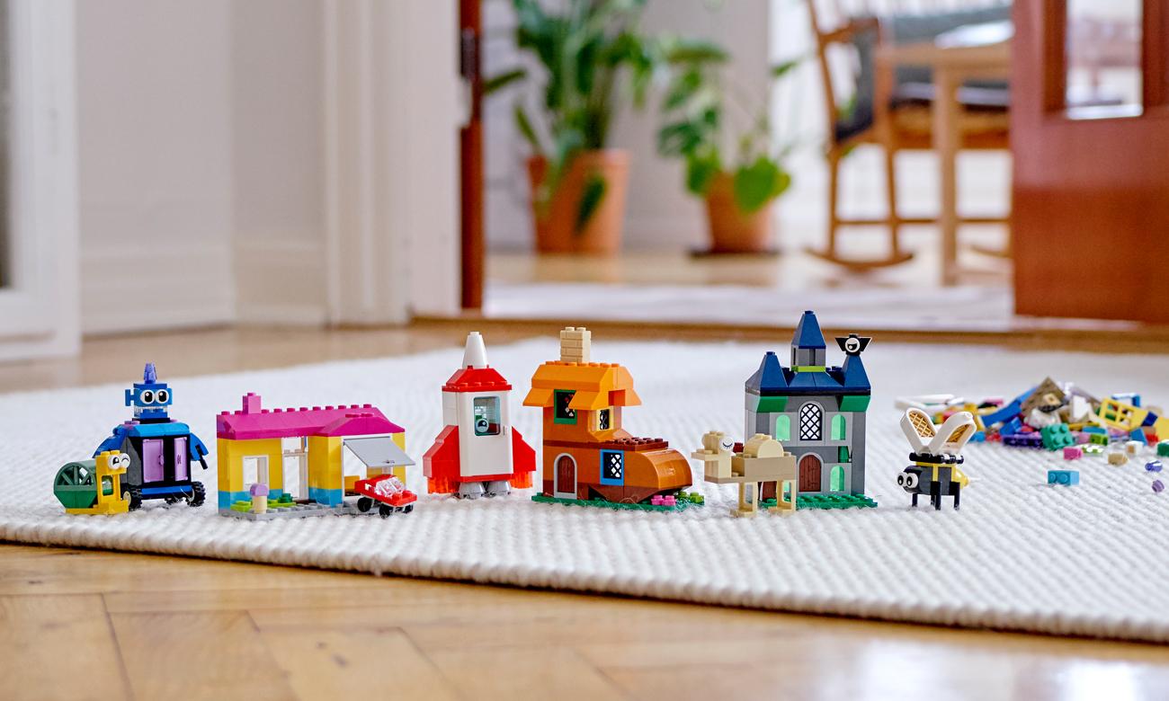 LEGO Classic Pomysłowe okienka