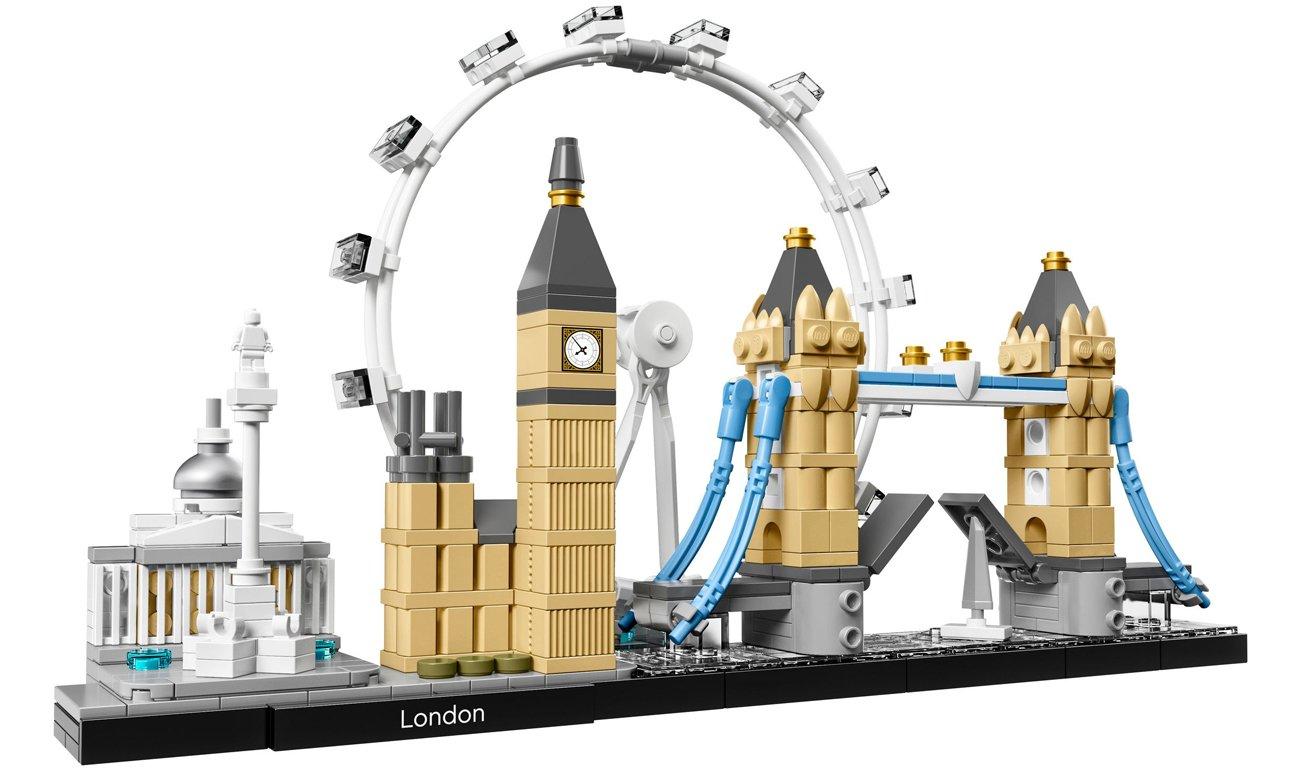 LEGO Architecture Londyn