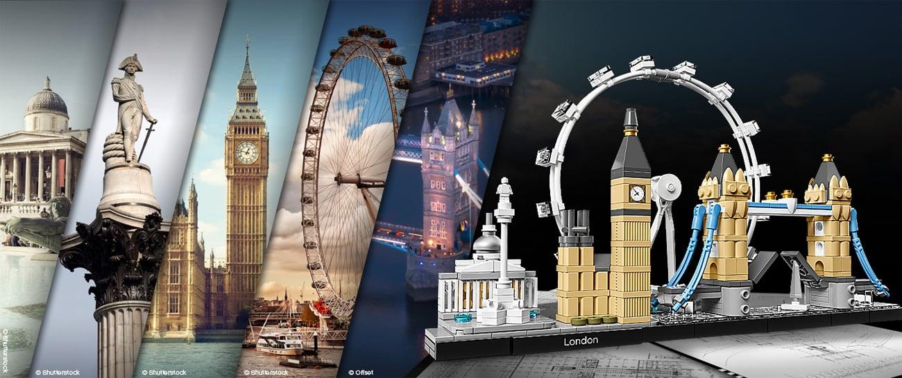 klocki LEGO® budynki