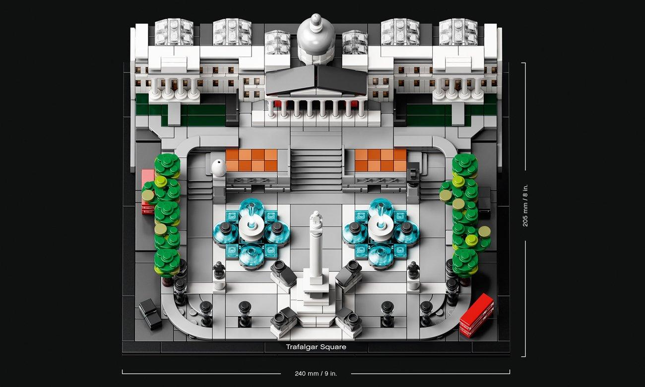 klocki lego budynki