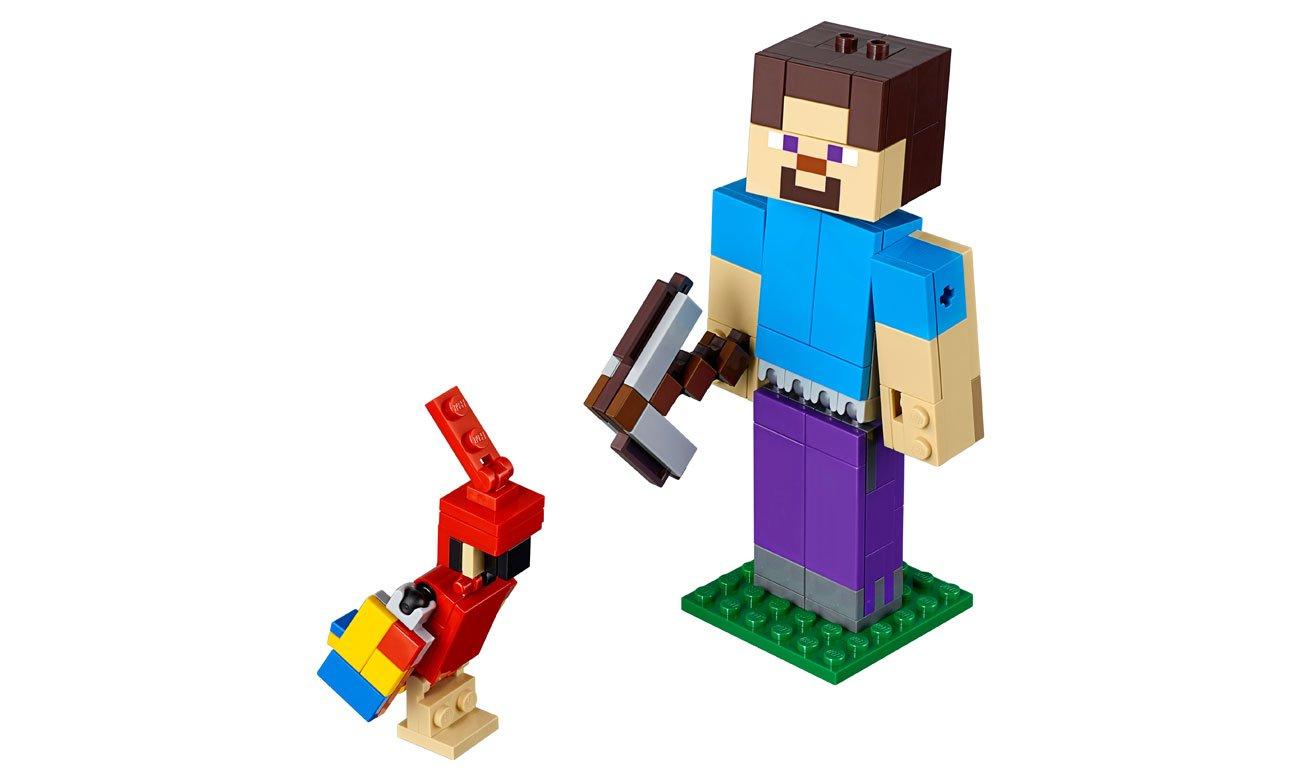 lego minecraft model