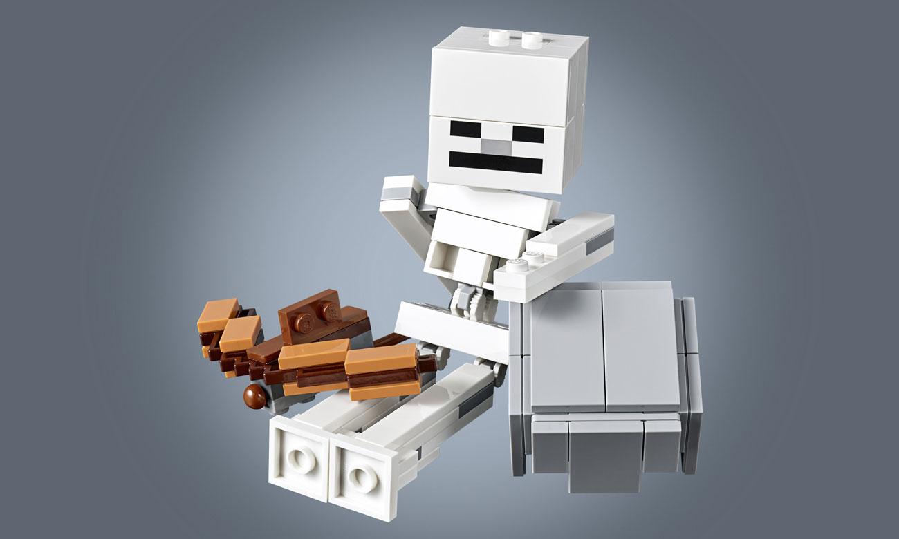 4063262b0 LEGO Minecraft BigFig szkielet z kostką magmy - Klocki LEGO® - Sklep ...
