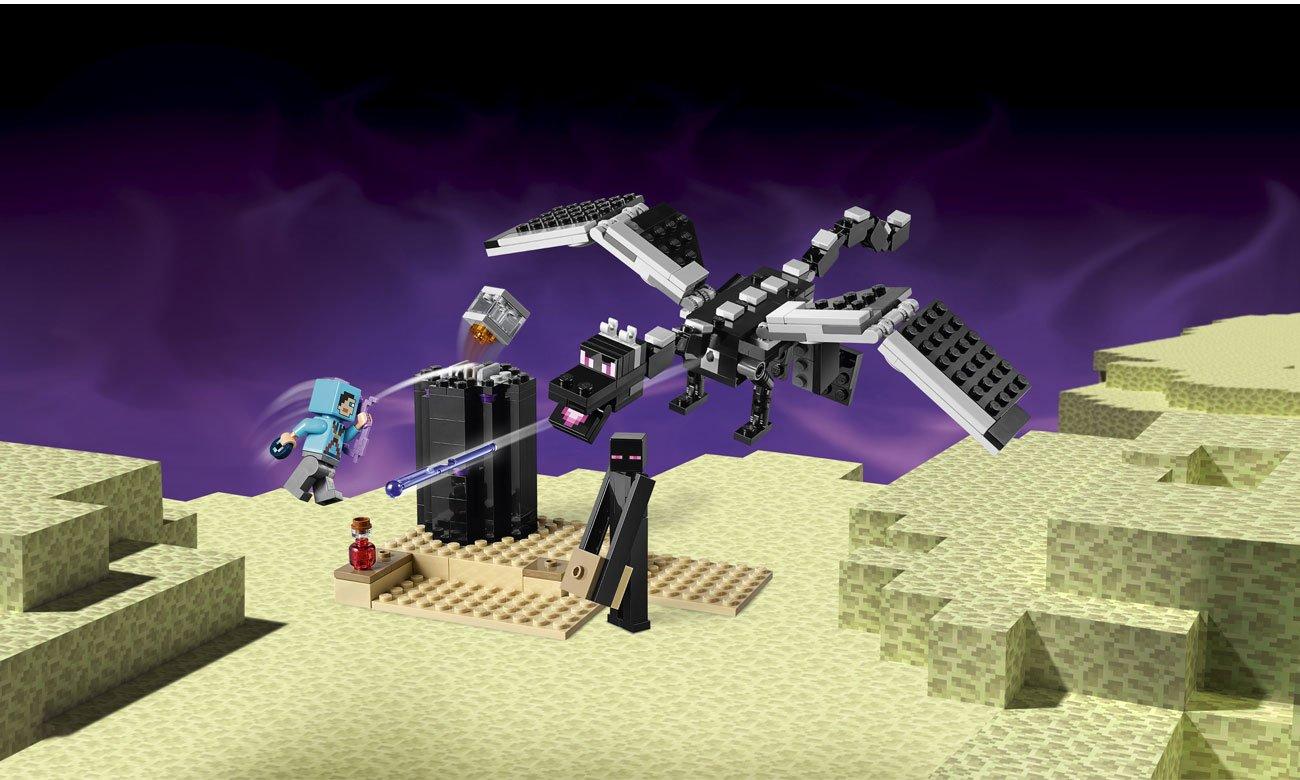 LEGO Minecraft Walka w Kresie