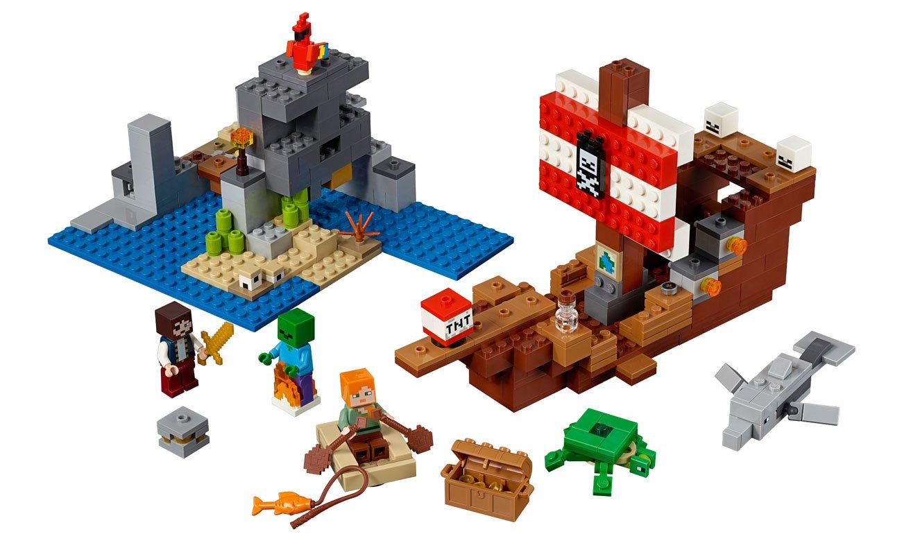 LEGO Zawartość zestawu