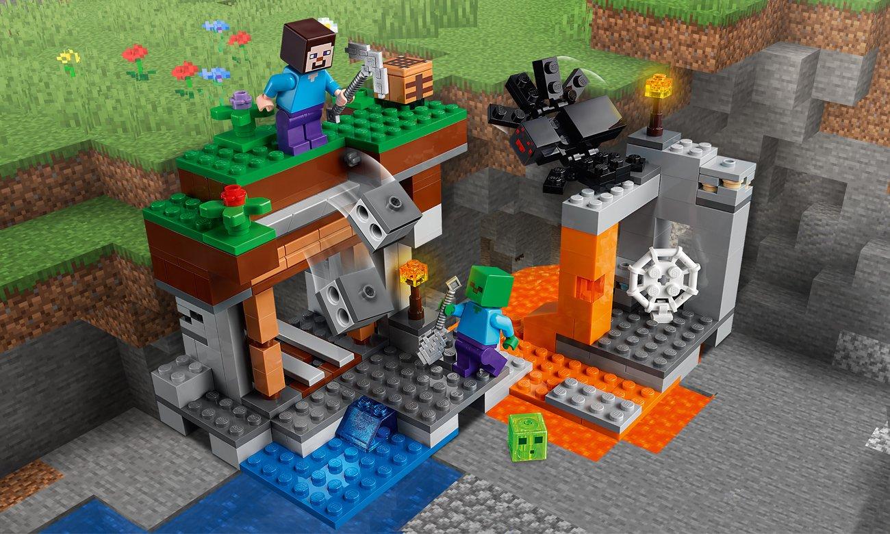LEGO Minecraft Opuszczona kopalnia