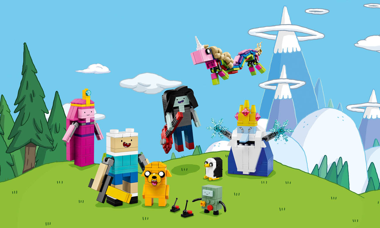 LEGO IDEAS Pora na przygodę 21308