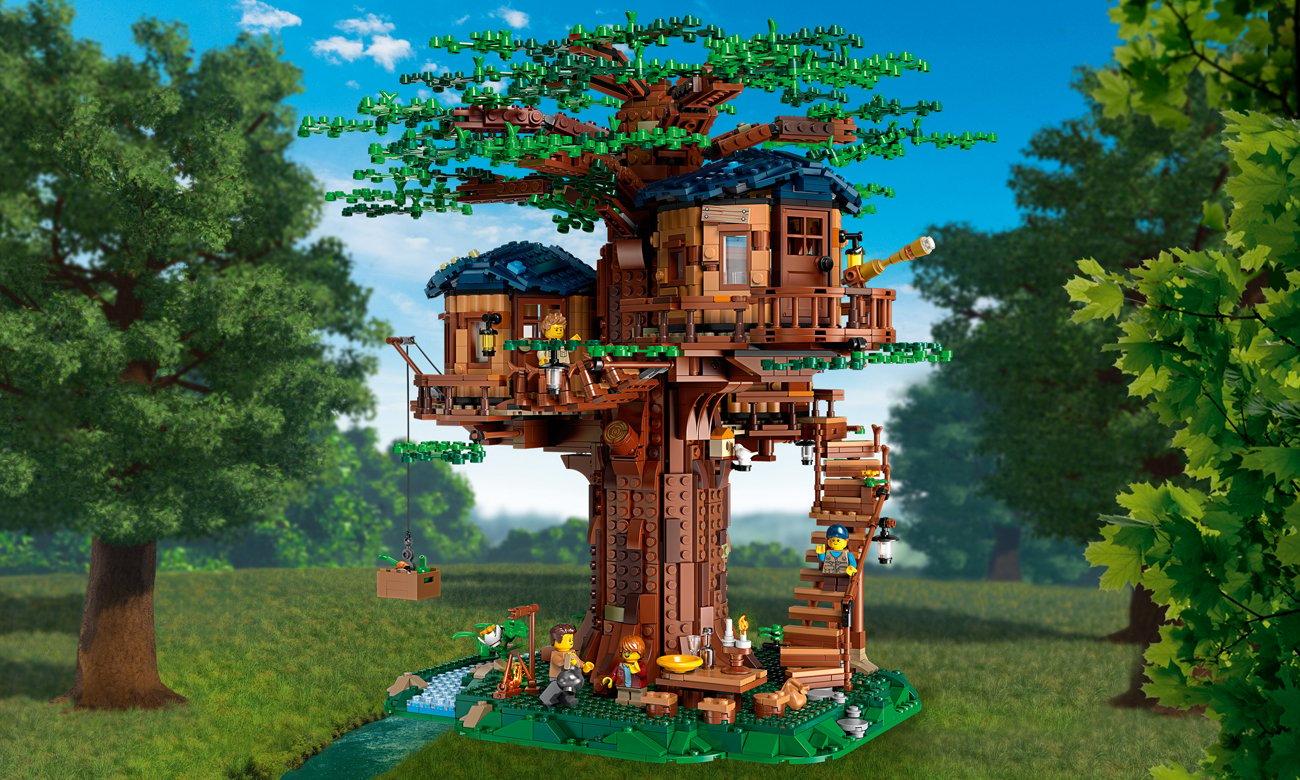 LEGO Ideas Domek na drzewie