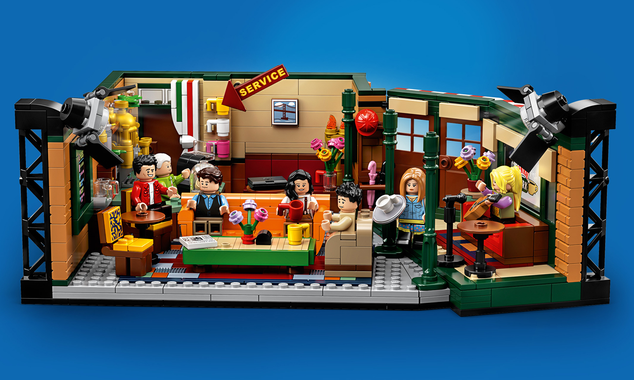 LEGO Ideas Friends Central Perk