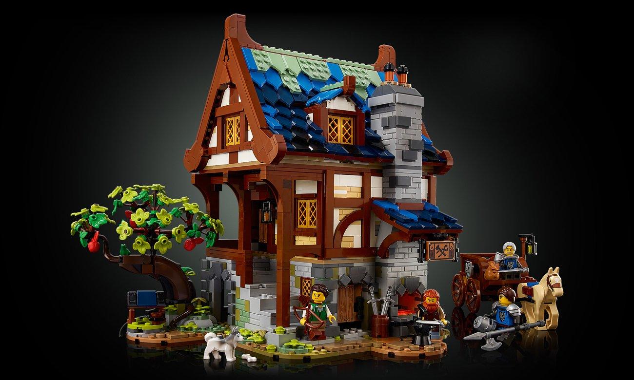 LEGO Ideas Średniowieczna kuźnia