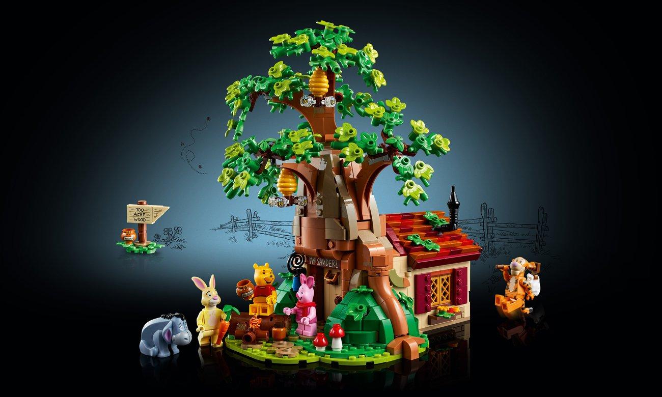 LEGO Ideas Kubuś Puchatek