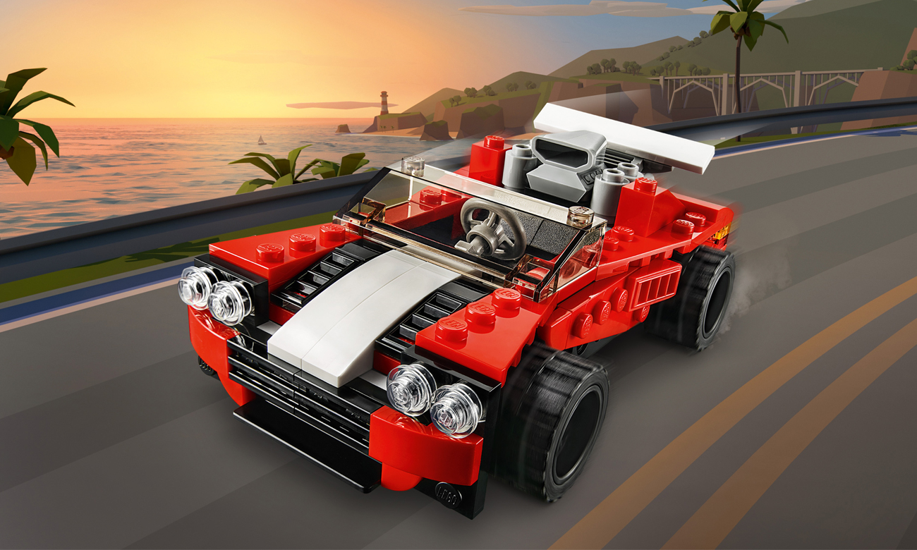 LEGO Creator Samochód sportowy