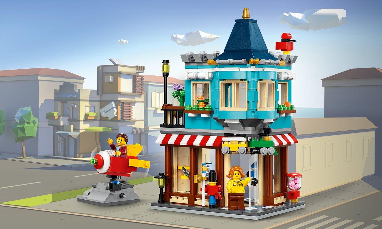 LEGO Creator Sklep z zabawkami