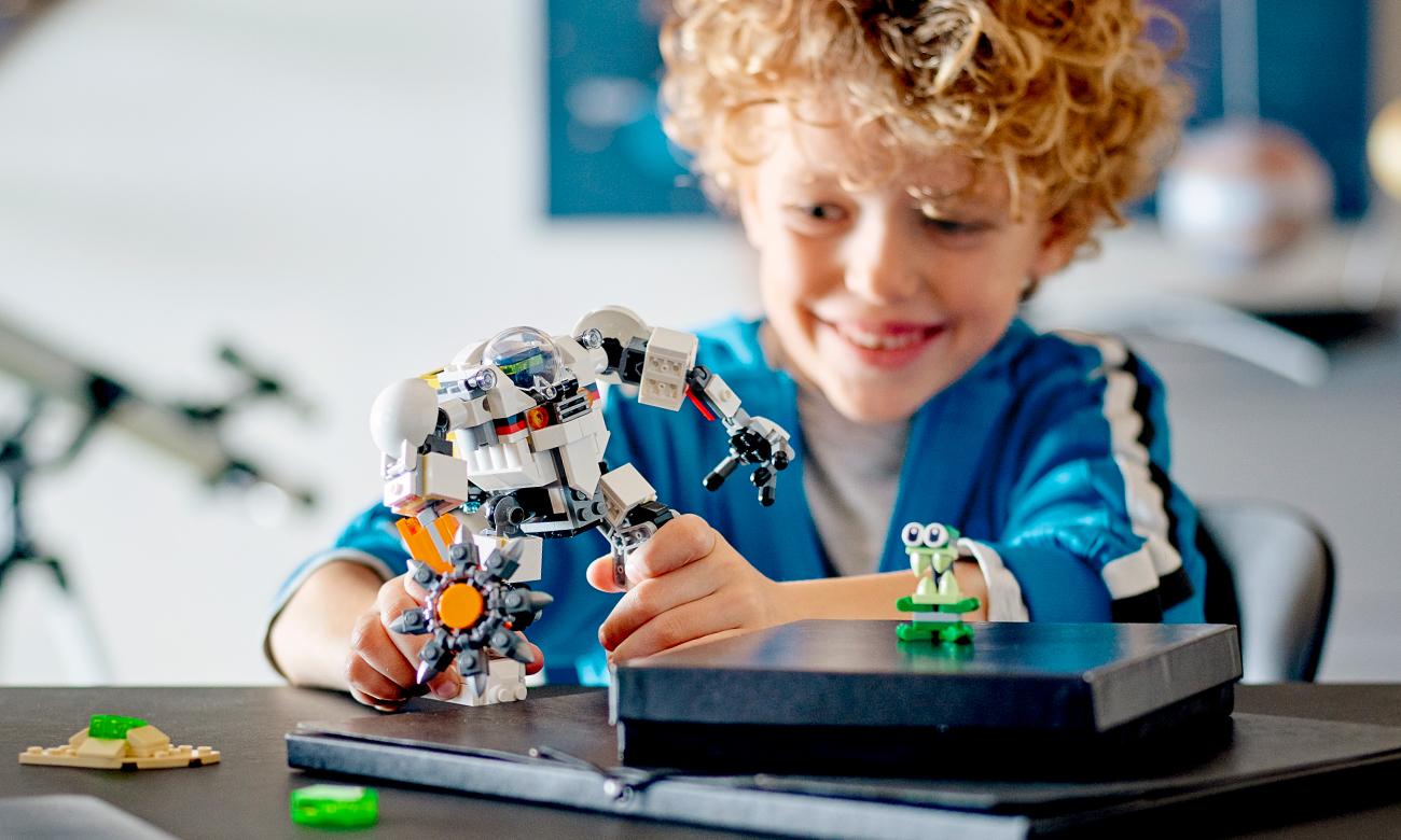 lego creator 3 w 1 robot