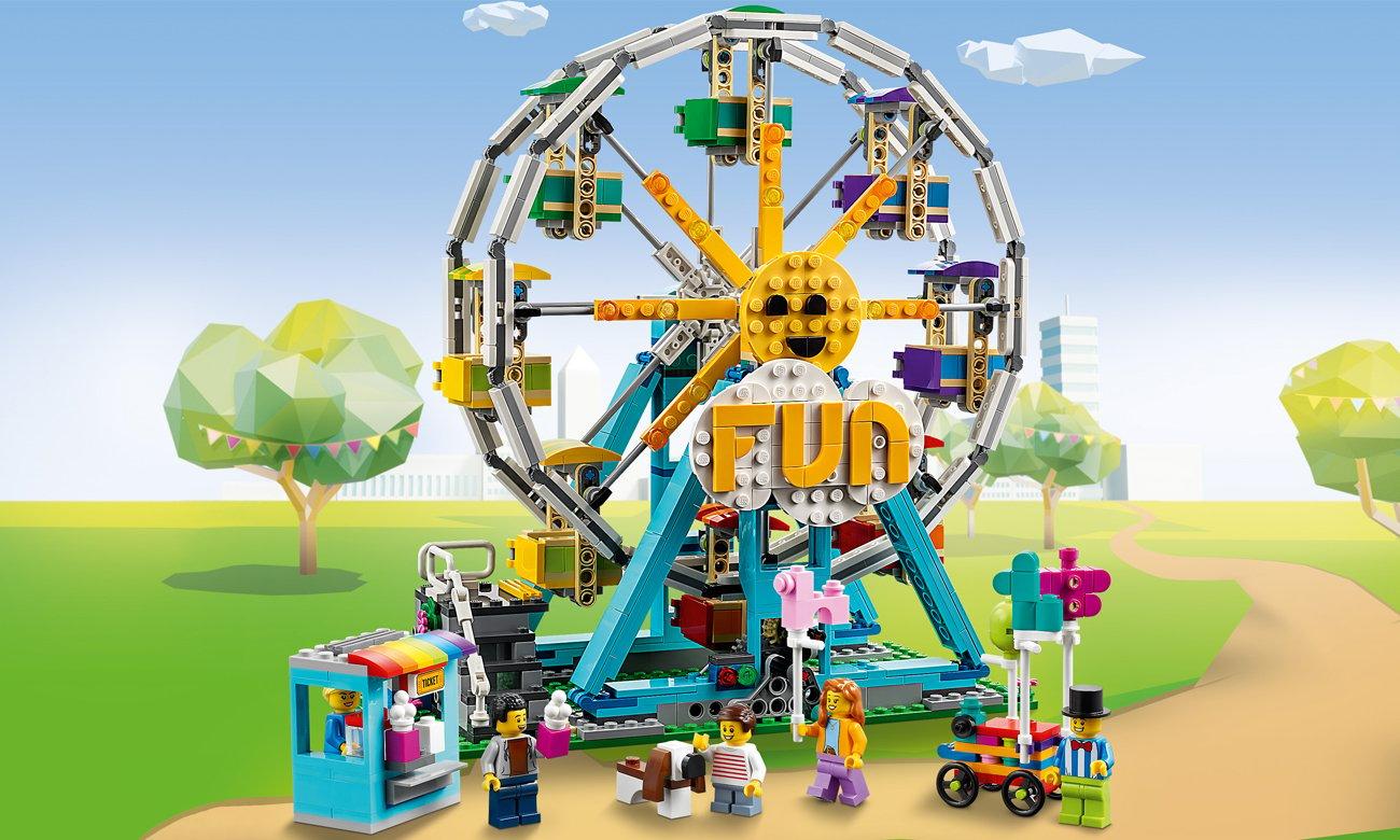 LEGO Creator Diabelski młyn
