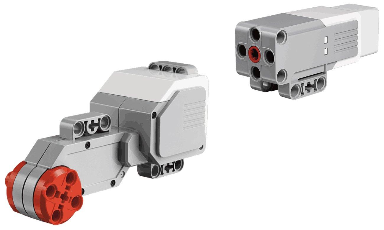 silniki zestawu LEGO Mindstorms EV3