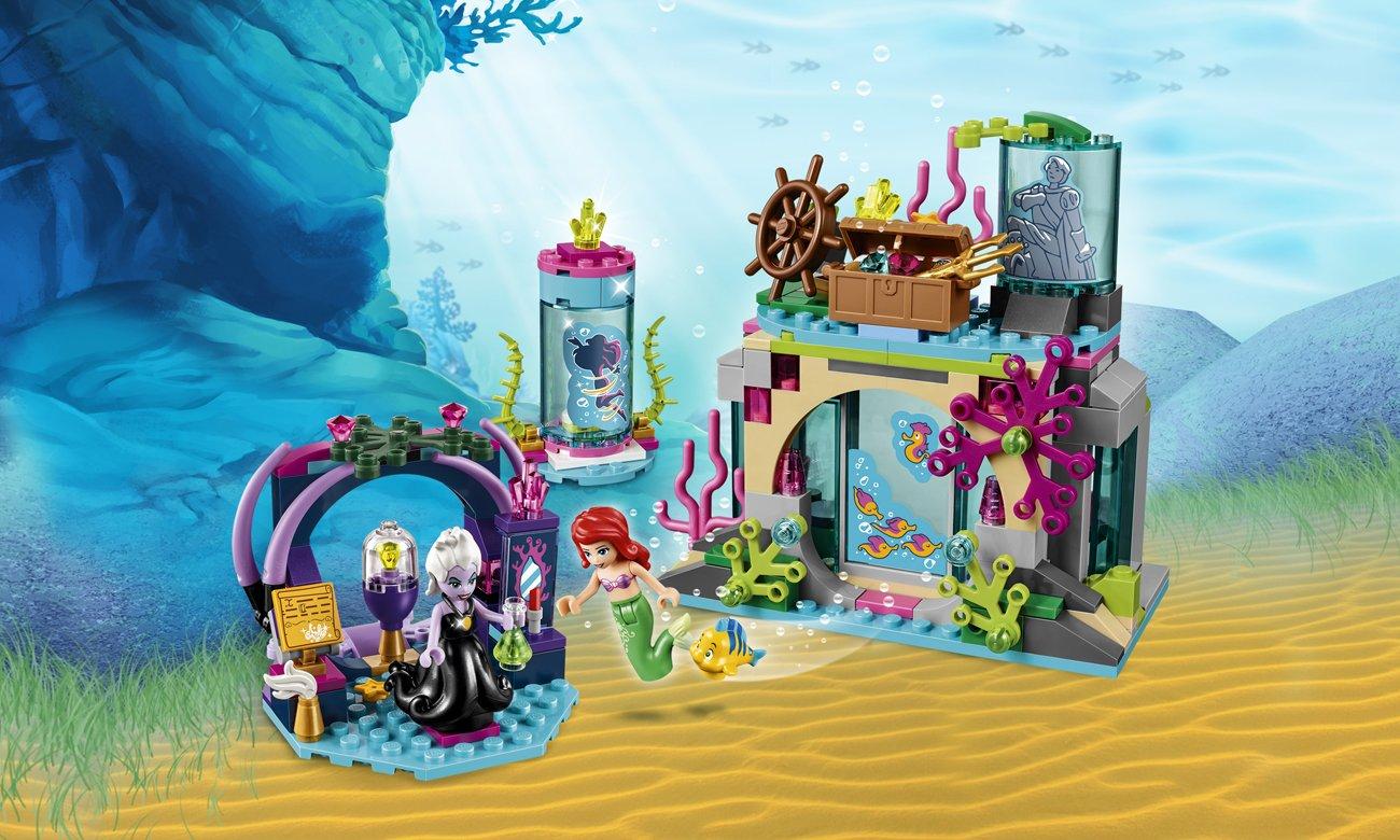 LEGO Disney Princess Arielka i magiczne zaklęcie