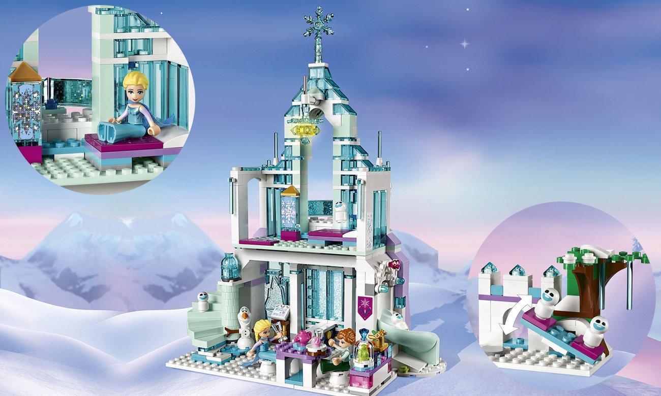 lego pałac elsy