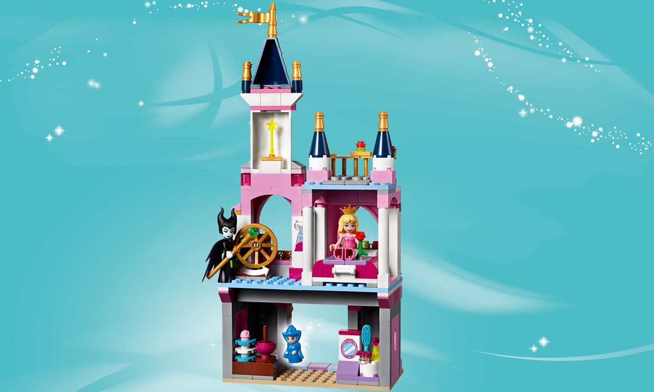 LEGO® Disney™ princess zamek