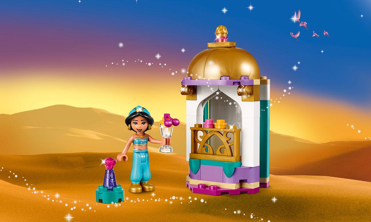 LEGO Disney Princess Wieżyczka Dżasminy
