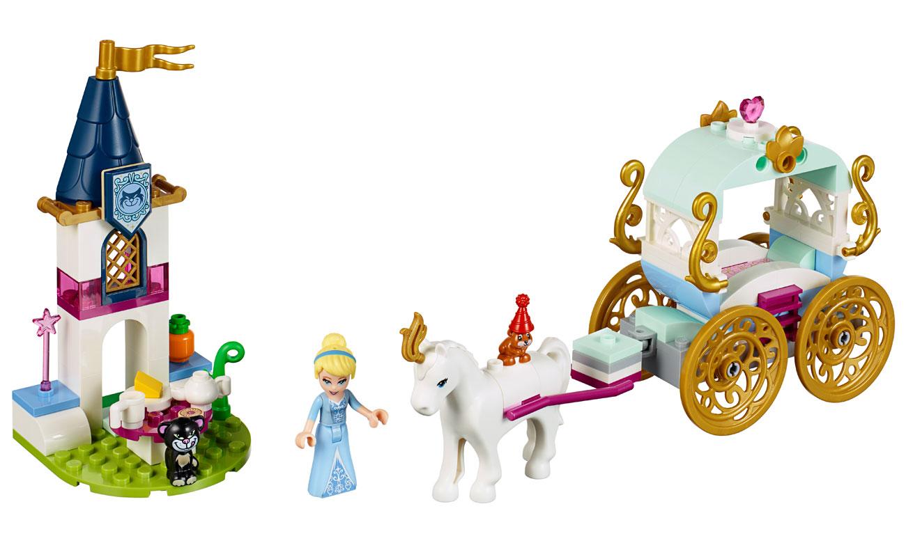 LEGO Zawartość pudełka