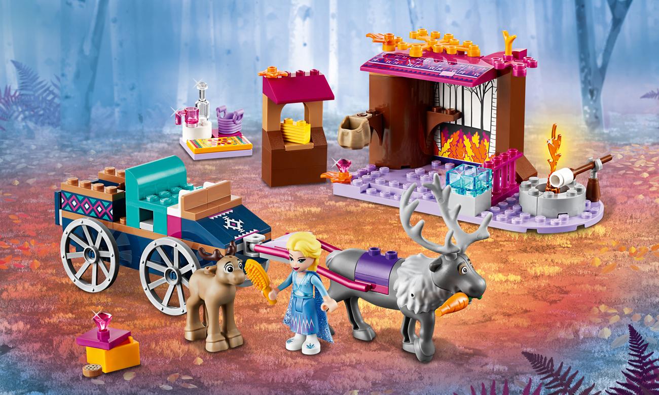 LEGO Disney Frozen Wyprawa Elsy