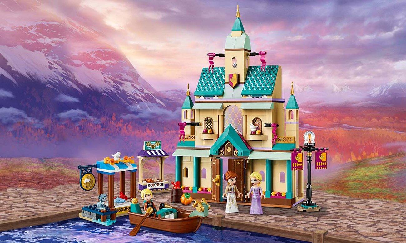 LEGO Disney Frozen Zamkowa wioska w Arendelle
